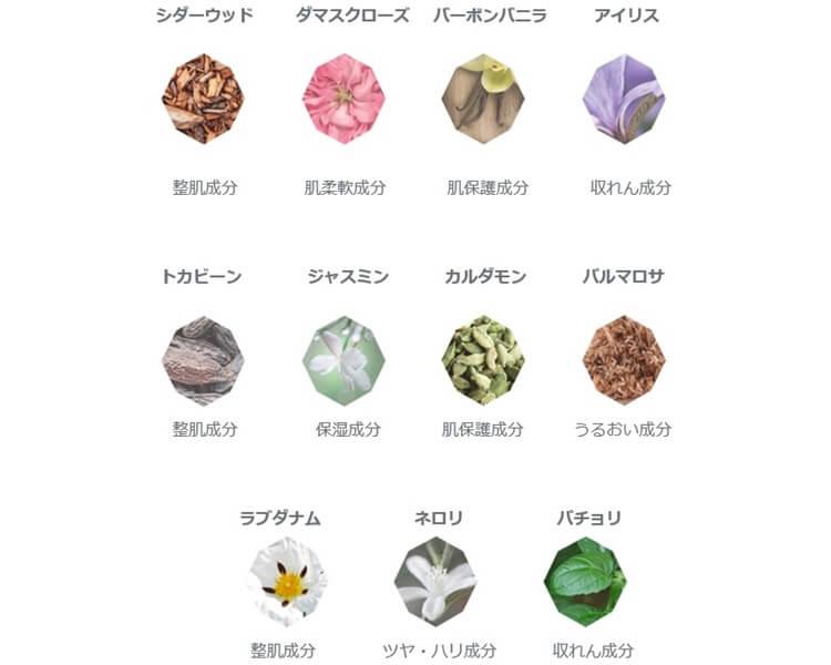 クレームシモン特徴や化粧品の紹介
