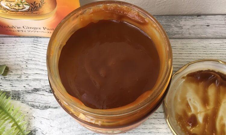 ヴェーダヴィジンジャーペーストの特徴味の感想レシピ料理飲み方口コミ